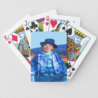 Billy das Kind Bicycle Spielkarten