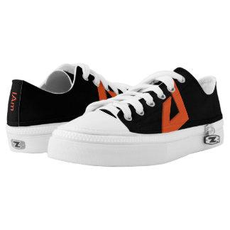 Bin ich Turnschuh Niedrig-geschnittene Sneaker