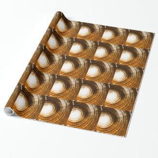 Binäre Daten-abstrakter Hintergrund für Digital Geschenkpapier