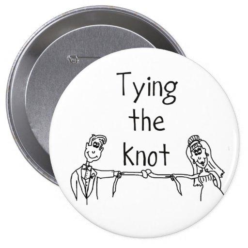 Bindung den Knotenknopf (enorm) Buttons
