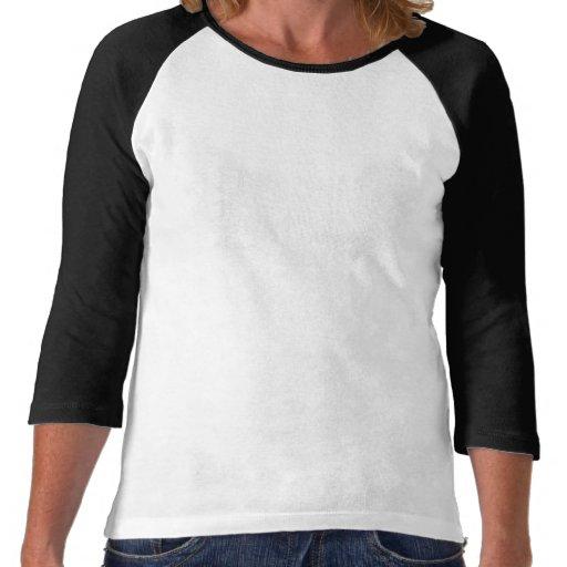 Bindung des Knotens T-Shirts