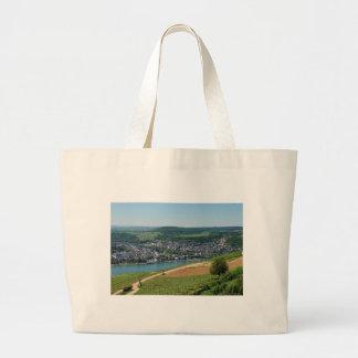 Bingen am Rhein Jumbo Stoffbeutel