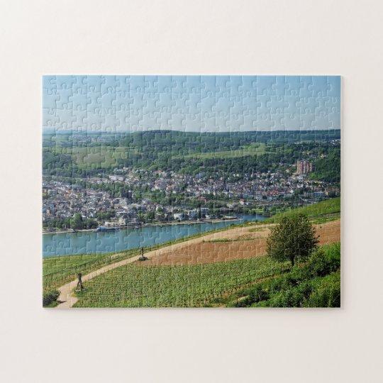 Bingen am Rhein Puzzle