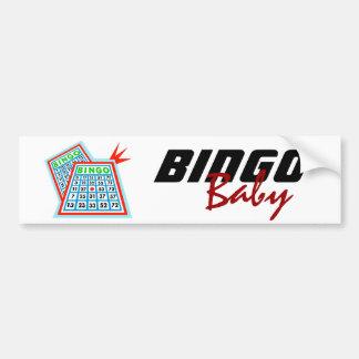 Bingo Autosticker