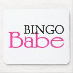 Bingo-Baby Mousepads