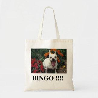 BINGO!!!! BUDGET STOFFBEUTEL