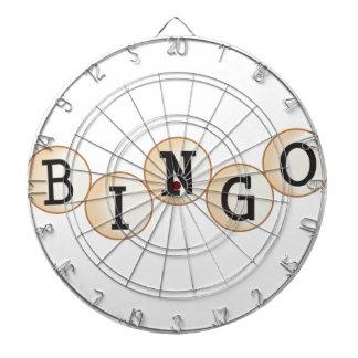 Bingo Dartscheibe