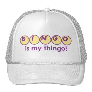 Bingo Baseballmütze
