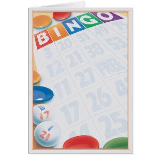 Bingo © karte