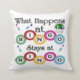 Bingo Zierkissen