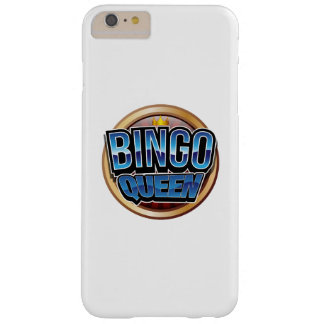 Bingo-Königin-Bingo-Spieler-Geschenk lustig Barely There iPhone 6 Plus Hülle