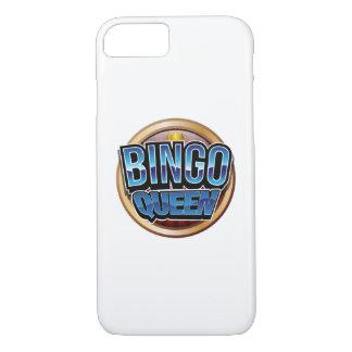 Bingo-Königin-Bingo-Spieler-Geschenk lustig iPhone 8/7 Hülle