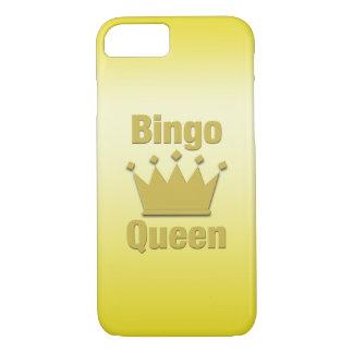 Bingo-Königin iPhone 8/7 Hülle