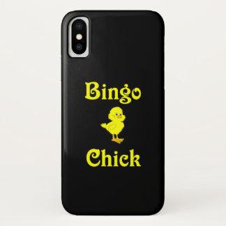 Bingo-Küken #2 iPhone X Hülle