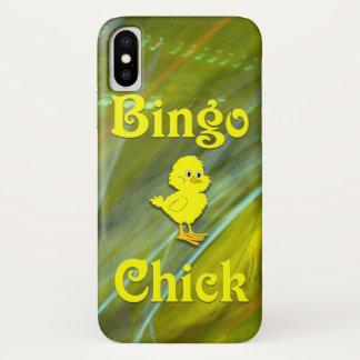 Bingo-Küken iPhone X Hülle