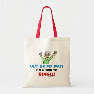 Bingo-Liebhaber Budget Stoffbeutel