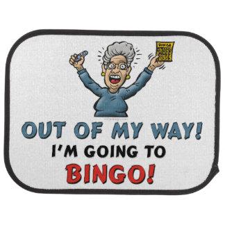 Bingo-Liebhaber Automatte