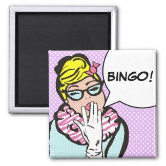 BINGO Magnet Magnets