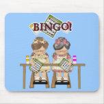 Bingo Mousepad