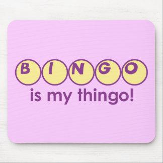 Bingo Mauspad