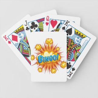Bingo Pokerkarten