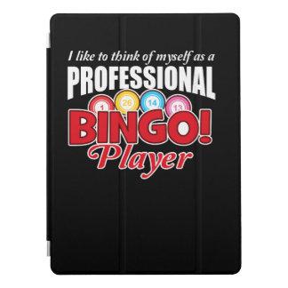Bingo-Spieler denken sich, wie beruflich iPad Pro Cover