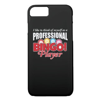 Bingo-Spieler denken sich, wie beruflich iPhone 8/7 Hülle