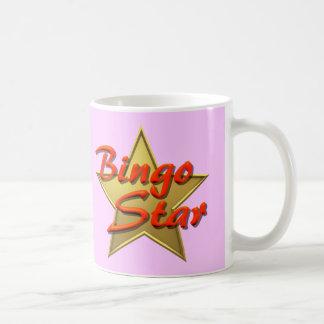 Bingo-Stern Tasse