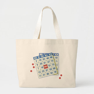 Bingo Jumbo Stoffbeutel