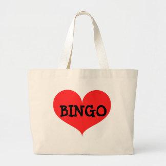 Bingo-Tasche Jumbo Stoffbeutel