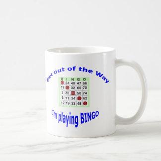 Bingo-Tasse Tasse