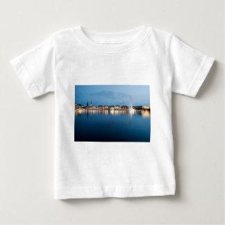Binnenalster am Hamburg Baby T-shirt