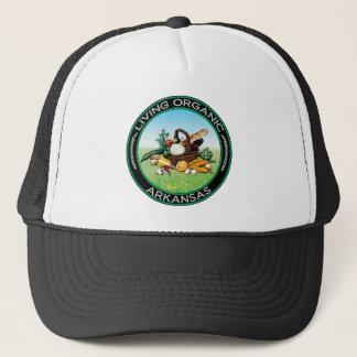 Bio Arkansas Truckerkappe