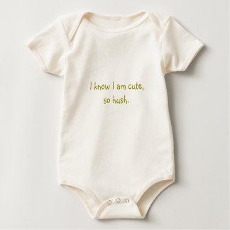 Bio Baby-Ausstattung Baby Strampler