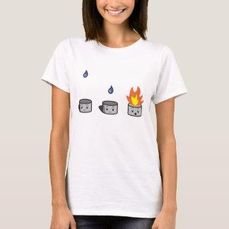 Bio+chemies Natriumverbrennung T-Shirt