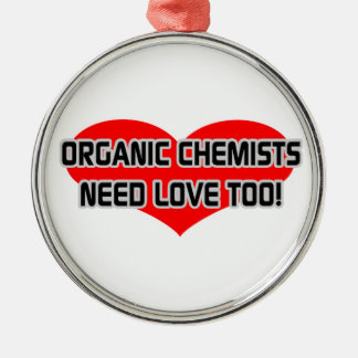 Bio Chemiker-Bedarfs-Liebe auch Weihnachtsornament