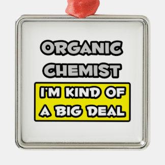 Bio Chemiker. Ich bin ein bisschen eine große Sach Ornament