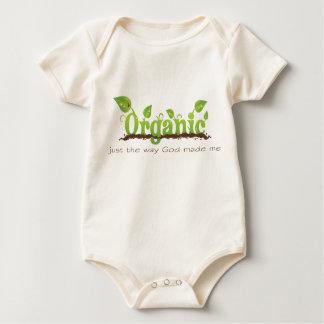 Bio christliche Babyweste Baby Strampler