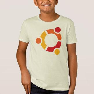 Bio das Ubuntu des Kindes T - Shirt