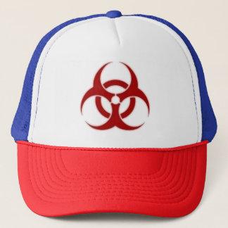Bio-Gefahrnhut Truckerkappe
