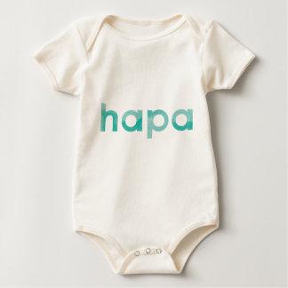 Bio Hapa Baby-Bodysuit Baby Strampler