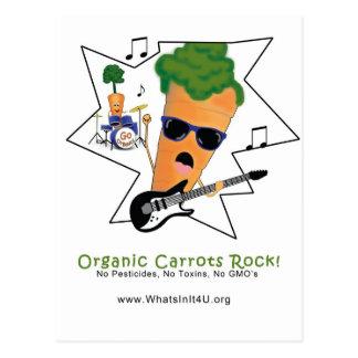Bio Karotten-Felsen
