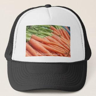 Bio Karotten-T-Shirts-Tassen-Karten u. andere Truckerkappe