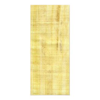 Bio Papyrus-Beschaffenheit 6 Karte