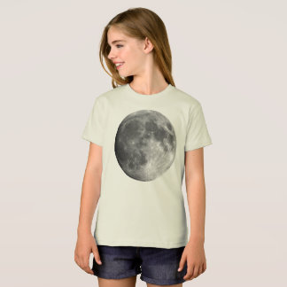 Bio T - Shirt der Mädchen amerikanisches Kleider
