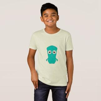 Bio T - Shirt Snoomies Kinder amerikanisches