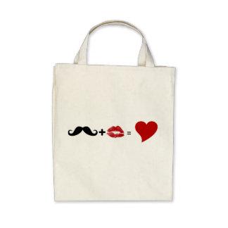 Bio Taschen der Liebe-Tasche Einkaufs