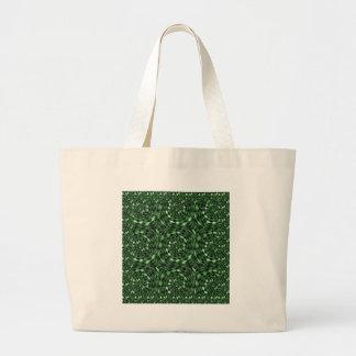 Bio UNBEGRENZTE grüne WAHRE Farbe-LIEBE Geschenke Jumbo Stoffbeutel