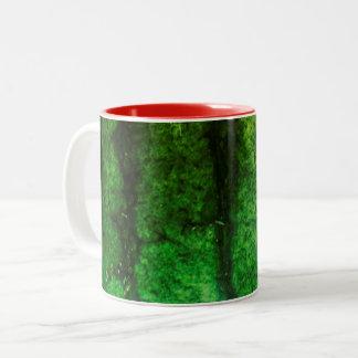 Bio Wassermelone-Tasse Zweifarbige Tasse
