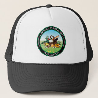Bio Wisconsin Truckerkappe